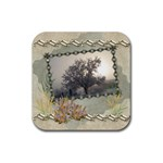 tree frost - Rubber Coaster (Square)