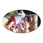 Lia kid oval - Magnet (Oval)