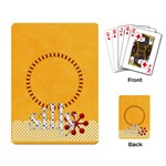 Celebrate May Playing Cards 1 - Playing Cards Single Design
