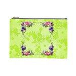summer cosmetic bag (L) - Cosmetic Bag (Large)