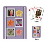 photo stack playing cards - Playing Cards Single Design (Rectangle)