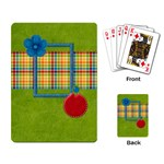 Celebrate May Playing Cards 2 - Playing Cards Single Design (Rectangle)