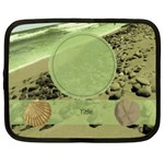 At The Beach: Pebbles Netbook Case - Netbook Case (XXL)