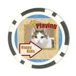 playing  pet - Poker Chip Card Guard (10 pack)