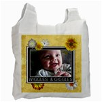 Wiggles & Giggles Recycle Bag - Recycle Bag (One Side)