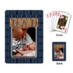 To Dad Playing Cards - Playing Cards Single Design (Rectangle)