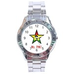 Watch for Phyllis option 2 - Stainless Steel Analogue Watch