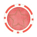 Star- Poker Chip - Poker Chip Card Guard