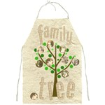 Funky Family Tree Full Print Apron