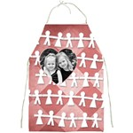 Family Heart Apron - Full Print Apron