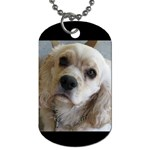 tucker - Dog Tag (Two Sides)