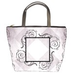 Swirl Frame Bucket Bag