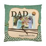 happy fathers day - Standard Cushion Case (Two Sides)