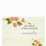 HEALTHY CHOCOLATE FLORAL BAG  - Bucket Bag