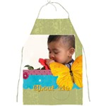 about me - Full Print Apron