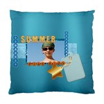 summer - Standard Cushion Case (Two Sides)