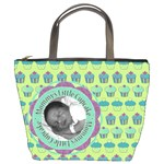Mommy s Little Cupcake Bucket Bag