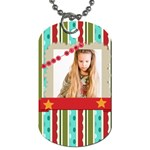 my girl - Dog Tag (One Side)