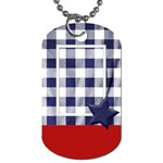 My Country 2 sided Dog Tag 1 - Dog Tag (Two Sides)