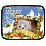 merry christmas - Netbook Case (XXL)