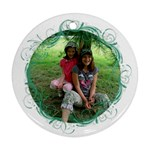 melly and kimmy orda - Ornament (Round)