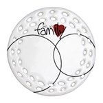 Round Filigree Family - Ornament (Round Filigree)