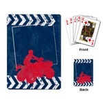 ATV/extreme sports- playing cards - Playing Cards Single Design (Rectangle)