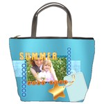 summer bag - Bucket Bag