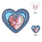 love my boy playing cards - Playing Cards Single Design (Heart)