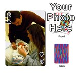 photo playing cards - Playing Cards 54 Designs (Rectangle)