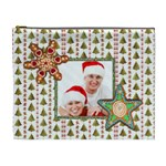 Christmas Cookies Cosmetic Bag Extra Large - Cosmetic Bag (XL)