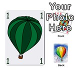 Balloon Cup  - Playing Cards 54 Designs