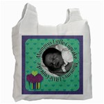 Mommy s Little Cupcake Recycle Bag - Recycle Bag (One Side)