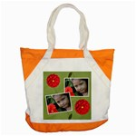 Accent Tote Bag- Summer Flowers 2