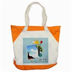 Accent Tote Bag- Fly High in Summer