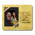 Family Love Mousepad - Large Mousepad