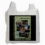 Summer Fun Recycle Bag - Recycle Bag (One Side)