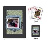 Summer Sophisticate Playing Cards - Playing Cards Single Design (Rectangle)