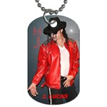 J. Lucas Dog Tag - Dog Tag (Two Sides)