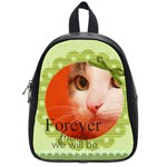 cat  - School Bag (Small)