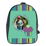 Life is Sweet Large School Bag - School Bag (Large)