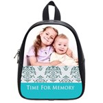 time for memory - School Bag (Small)
