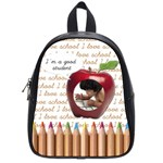 Bag school small - I m a good student - School Bag (Small)