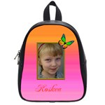 R?skvas taske1 - School Bag (Small)
