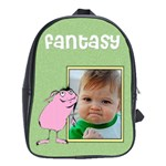 School bag large - FANTASY - School Bag (Large)