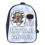 Our Little Angel Boy Large School Bag  - School Bag (Large)
