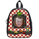 Emils taske3 - School Bag (Small)