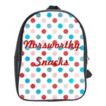 Norsworthy Snacks - School Bag (Large)