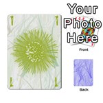 Hanabi & Ikebana - Playing Cards 54 Designs (Rectangle)