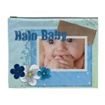 halo baby - Cosmetic Bag (XL)